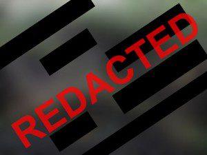 Image saying REDACTED