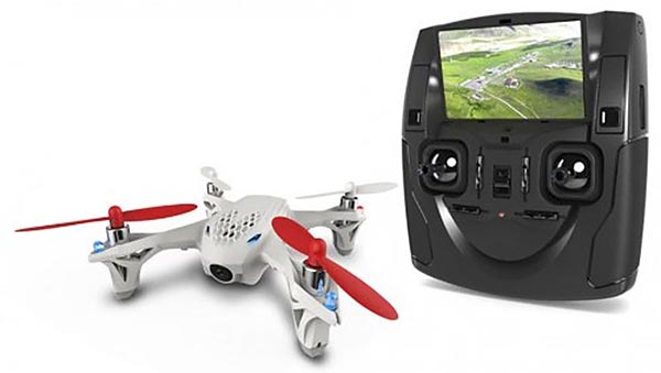 Picture of small drone